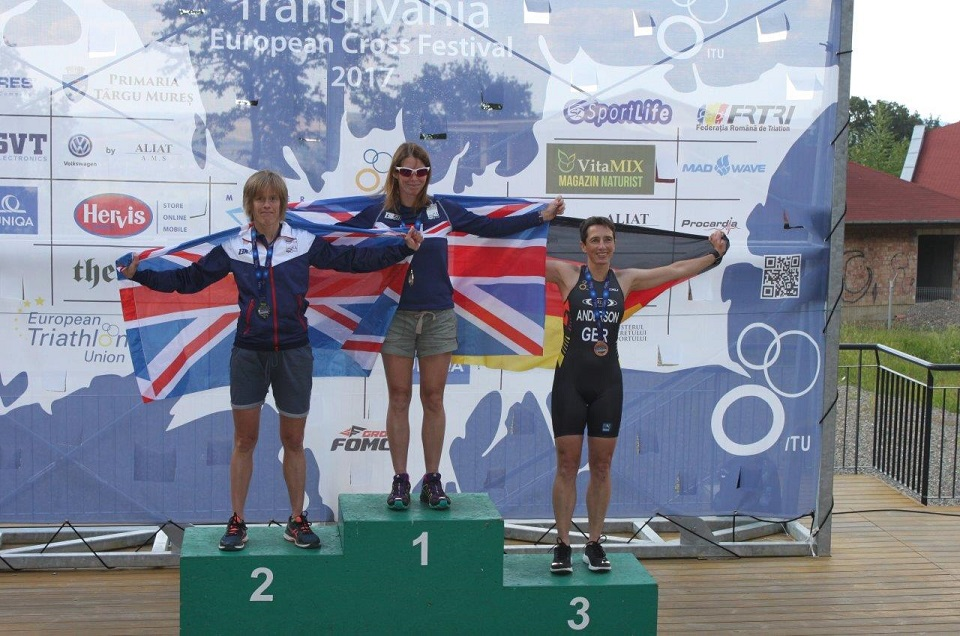 European Cross Triathlon Champion 2017